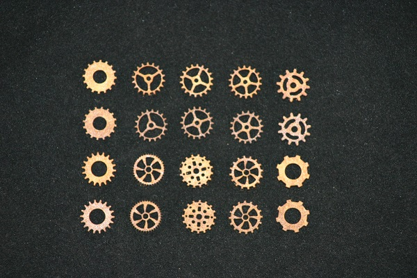 20 mixed cogs - 15mm