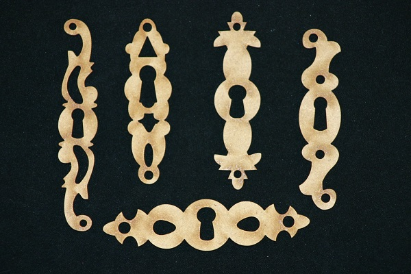 Small Escutcheons