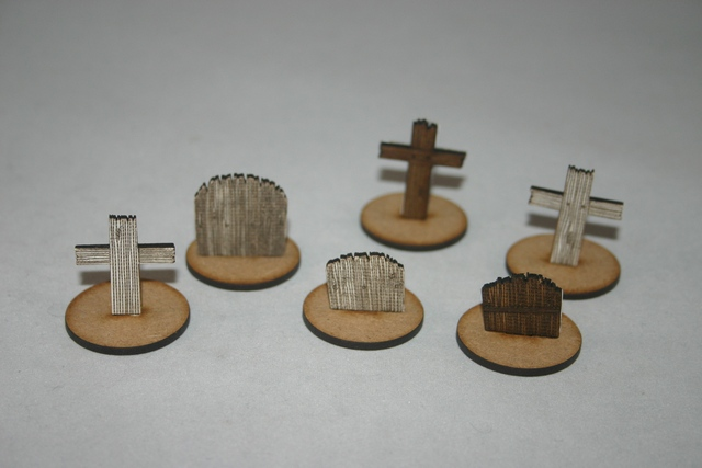 Pauper Head Stone Set