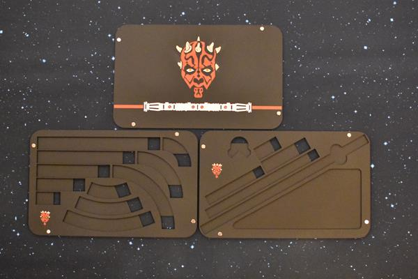 2 Layer Tray Darth Maul