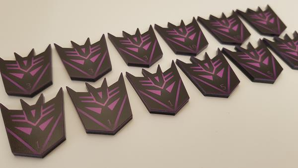 Damage Tokens